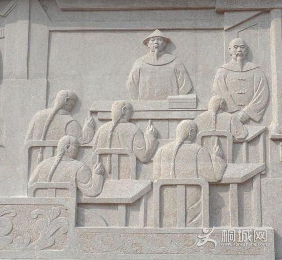 桐城三祖文坛成派,天下高文归于一县