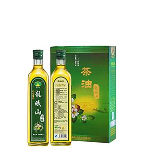 龙眠山茶油