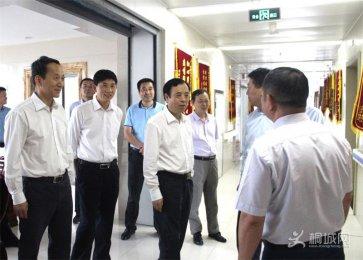 罗建国林海到省荣康医院调研 张君毅刘中汉等参加